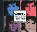 CARUSO: The Albums, 1986 - 1989 CD by the CARUSO band